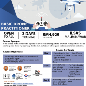 Basic Certified Drone Practitioner